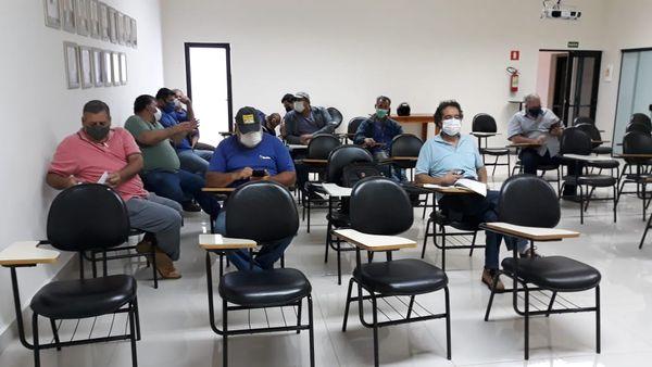 """Brotas realiza reunião de orientações do Programa """"Contra o Fogo"""""""