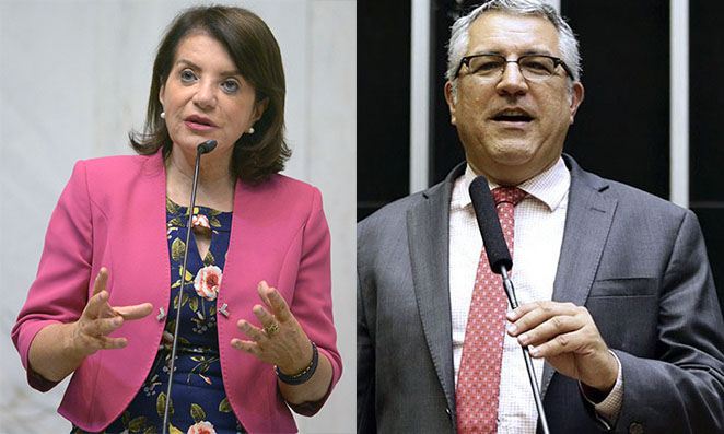 Deputada Estadual Professora Bebel e Deputado federal Alexandre Padilha destinam juntos R$ 200 mil para Santa Maria da Serra