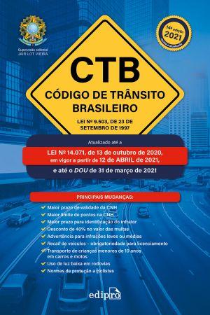 Conheça as nove principais mudanças no Código de Trânsito Brasileiro