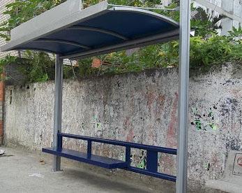 Saltinho contrata empresa para instalação abrigos de ônibus