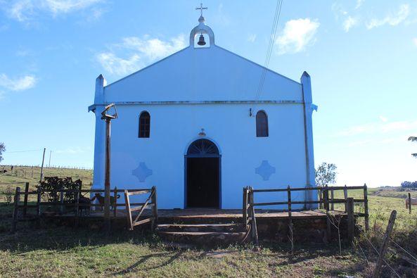Integrantes fazem a 3º Visitação do Projeto Capelas Rurais de Torrinha
