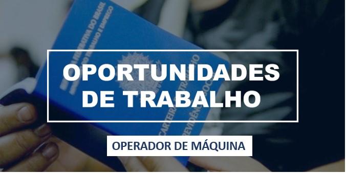 Empresa oferece vaga de emprego em Ipeúna