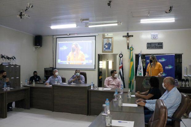 Alesp realiza encontro inédito no extremo oeste paulista investimentos na área agrícola lideram demandas